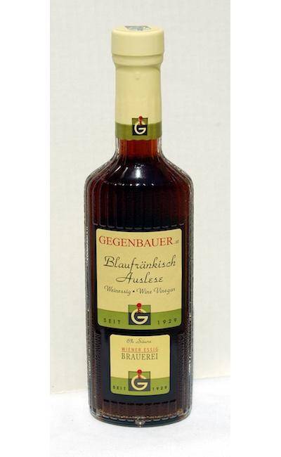 Blaufränkisch Auslese -punaviinietikka, 250 ml