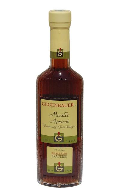 Aprikoosiviinietikka, 250 ml
